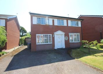 Thumbnail 4 bedroom detached house to rent in Cottesmore Place, Blackpool