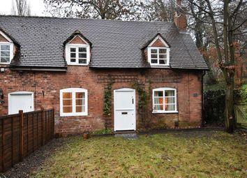Thumbnail 2 bed semi-detached house for sale in Cob Lane, Bournville, Birmingham