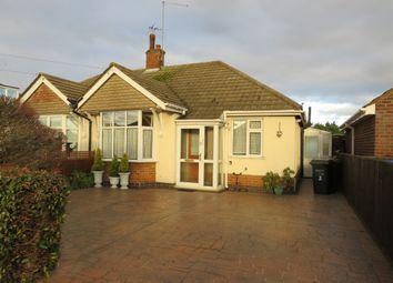 Thumbnail 2 bed semi-detached bungalow for sale in Lorraine Drive, Northampton