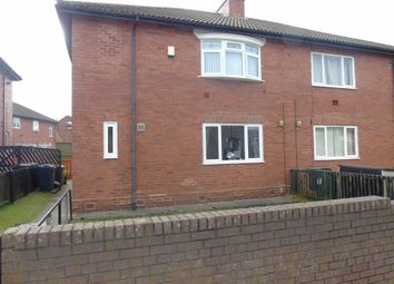 Thumbnail 2 bed flat for sale in Springwell Avenue, Gateshead