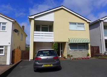 Thumbnail 4 bed detached house for sale in Penparcau Road, Aberystwyth, Ceredigion