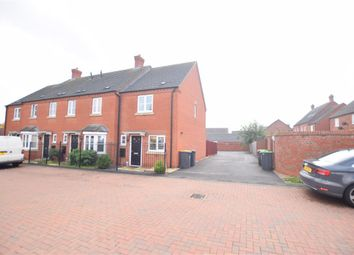 Thumbnail 2 bed end terrace house for sale in Saltcote Way, Bedford