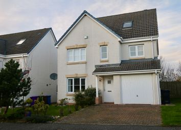 Thumbnail 5 bed detached house for sale in Priest Hill View, Stevenston