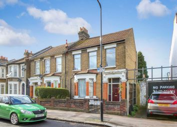 Thumbnail 3 bed semi-detached house for sale in Capworth Street, Leyton