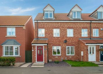 Thumbnail 3 bed semi-detached house for sale in Low Farm Drive, Redcar, North Yorkshire