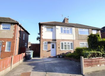 Thumbnail 3 bed semi-detached house to rent in Dykin Road, Widnes, Cheshire