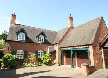 Thumbnail 5 bed detached house for sale in Holt View, Great Easton, Market Harborough