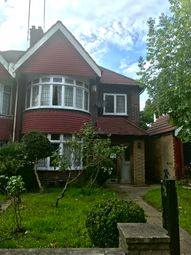 Thumbnail 5 bed semi-detached house to rent in Station Road, Hendon