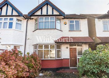 Thumbnail 3 bed semi-detached house for sale in Nant Road, Childs Hill, London