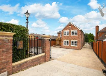 Tysea Hill, Stapleford Abbotts, Romford RM4. 5 bed detached house for sale