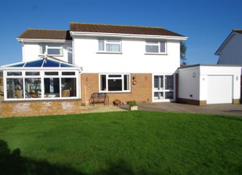 Thumbnail 3 bed detached house for sale in Orchard Road, Wrafton, Braunton