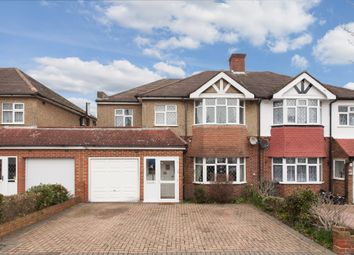 Thumbnail 5 bed semi-detached house for sale in Links View Road, Croydon