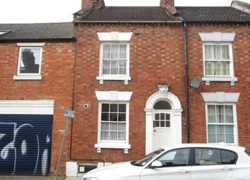 Thumbnail 2 bed terraced house to rent in Alexandra Road, Northampton