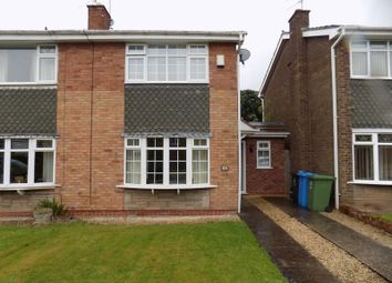 Thumbnail 3 bed semi-detached house to rent in Ravenhill Drive, Wolverhampton, Staffordshire