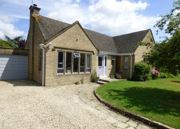 Thumbnail 3 bed bungalow for sale in Chesterton Park, Cirencester, Gloucestershire