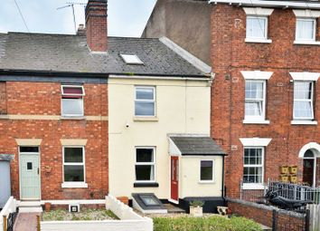 Thumbnail 3 bed terraced house for sale in Newtown Road, Hereford