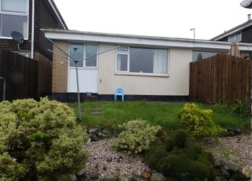 Thumbnail 2 bed semi-detached bungalow to rent in Downfield Drive, Plympton, Plymouth