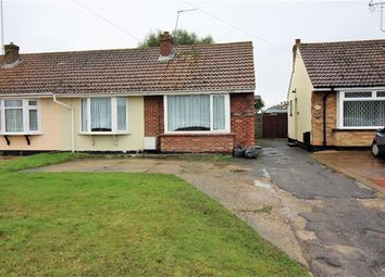 Thumbnail 2 bed semi-detached bungalow for sale in Gorse Lane, Great Clacton, Clacton On Sea
