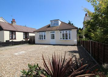 Thumbnail 2 bed detached bungalow for sale in Halstead Road, Kirby Cross, Frinton On Sea