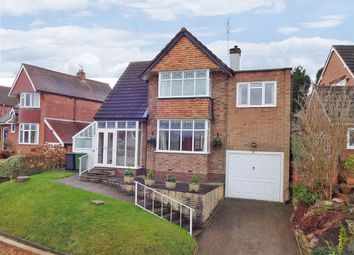 Thumbnail 4 bed detached house for sale in Reservoir Road, Cofton Hackett