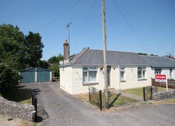 Thumbnail 2 bedroom semi-detached bungalow for sale in Kit Lane, Owermoigne, Dorchester