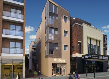 Thumbnail 1 bedroom flat for sale in Spital Street, Dartford