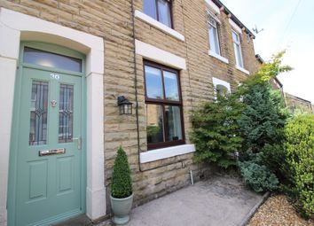 Thumbnail 2 bed terraced house to rent in Queen Street, Hadfield, Glossop