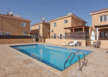 Thumbnail 3 bed villa for sale in Xylofagou, Famagusta, Cyprus