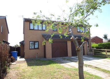 Thumbnail 3 bed semi-detached house for sale in Brynmor Avenue, Rhyl