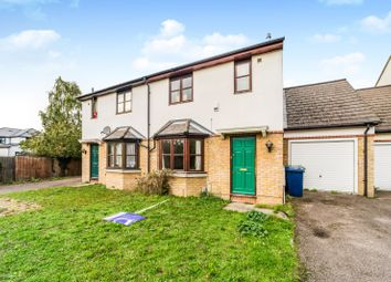 Thumbnail 4 bed end terrace house to rent in Maio Road, Cambridge