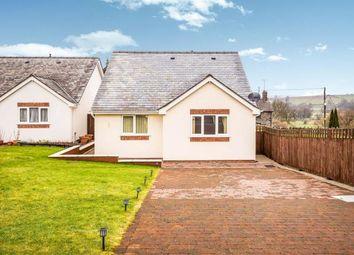 Thumbnail 2 bed bungalow for sale in Maes Glyndwr, Cynwyd, Corwen, Denbighshire