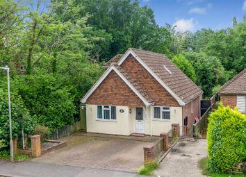Thumbnail 3 bed detached house for sale in Tudor Road, Kennington, Ashford
