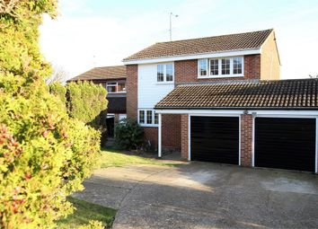 Thumbnail 4 bedroom detached house for sale in Aviary Way, Crawley Down, West Sussex