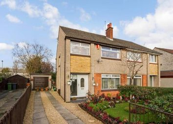 Thumbnail 3 bed semi-detached house for sale in Norfolk Crescent, Bishopbriggs, Glasgow, East Dunbartonshire