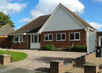 Thumbnail 2 bed detached bungalow for sale in Bedford Road, Sutton Coldfield, West Midlands