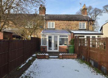 Thumbnail 1 bed cottage for sale in Wirksworth Road, Duffield, Belper