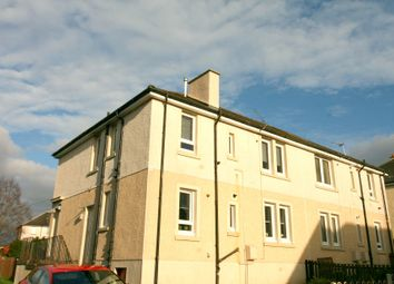 Thumbnail 2 bedroom flat for sale in Hawthorn Place, Shotts