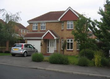 Thumbnail 4 bed detached house to rent in Hargreaves Close, Morley, Leeds