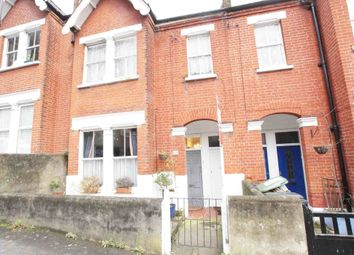 Thumbnail 3 bed flat to rent in Oaksford Avenue, London