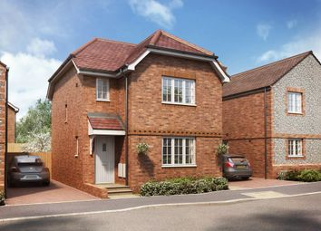 "Thumbnail 3 bed detached house for sale in ""The Hatfield"" at Hinchliff Drive, Wick, Littlehampton"