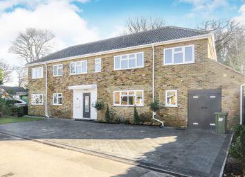 Thumbnail 2 bed flat for sale in Belle Vue Lane, Bushey Heath, Bushey