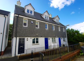 Thumbnail 3 bed terraced house for sale in Tryelyn, Bodmin