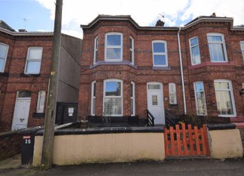 Thumbnail 3 bed end terrace house for sale in Glover Street, Tranmere, Birkenhead