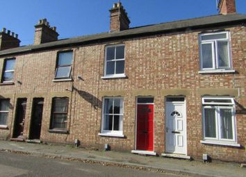 Thumbnail 2 bed terraced house to rent in Clarence Road, Wisbech