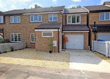 Thumbnail 4 bed semi-detached house for sale in Lapwing Close, Swindon, Wiltshire