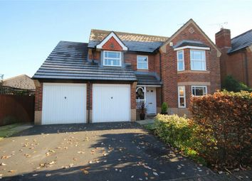 Thumbnail 4 bed detached house for sale in Beckett Drive, Winwick, Warrington