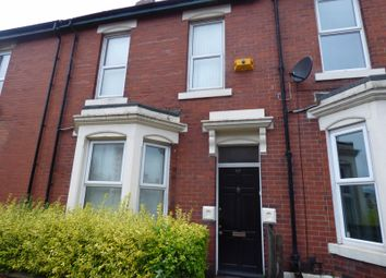 Thumbnail 5 bedroom terraced house for sale in Whitefield Terrace, Newcastle Upon Tyne