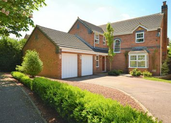 4 bed detached house for sale in Wenning Lane, Emerson Valley, Milton Keynes MK4