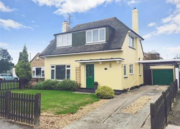 Thumbnail 3 bed detached house for sale in Esher Drive, Littlehampton, West Sussex