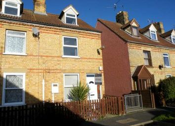 3 bed end terrace house to rent in Wood View, Bourne PE10